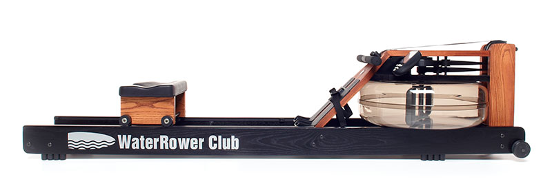 remadora comercial, waterrower club, el equipo para gimnasio