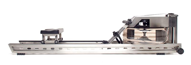 remadora comercial, waterrower s1, el equipo para gimnasio
